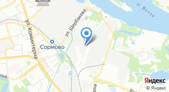 Хозспецснаб на карте