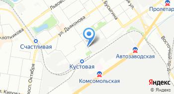 МБОУ ДОД СДЮСШОР по самбо на карте