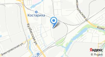 Компания Спец-НН на карте