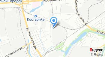 Русчермет-НН на карте