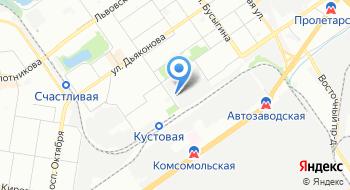 Центр кузовного ремонта БЦР Моторс на карте