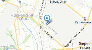 АлмазПрофи-НН на карте