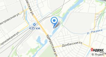Отдельный батальон ДПС ГИБДД ГУ МВД России по Нижегородской области на карте