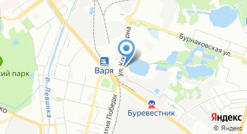 Ока-Пропан на карте