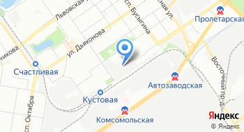 Универсал НН на карте