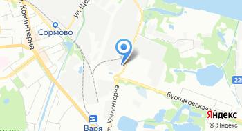 Кузовок на карте