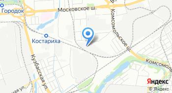 Агрегатка на карте