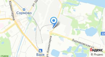 Инженерный центр на карте