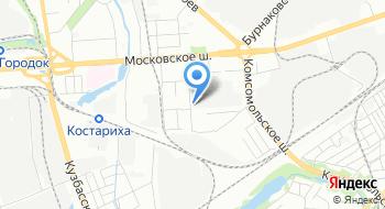 Нижегородский центр Сварки и Контроля на карте