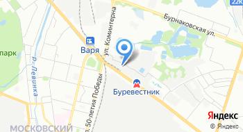 Техалмазсервис на карте