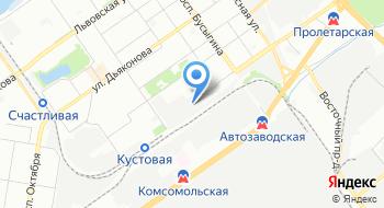 Автосервис Меридиан52.рф на карте