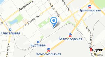 СТМ на карте