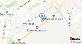 Первичная профсоюзная организация Горьковский автомобильный завод на карте