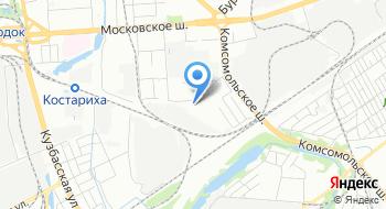 Комтрейд на карте