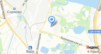 Дорзнаксервис на карте