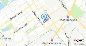 Детский оптовый центр Нижнего Новгорода на карте