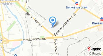 Головной Аттестационный центр Верхне-Волжского региона на карте