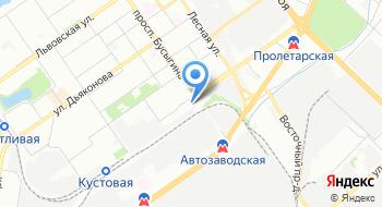 Стиль-НН на карте
