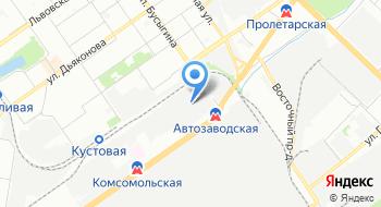 Мик-НН на карте