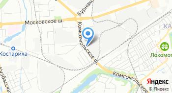 LVI на карте