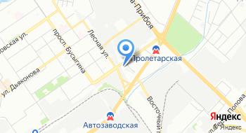 МП Нижегородэлектротранс Троллейбусное депо № 3 на карте
