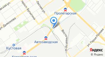 Автосервис КитаёZа на карте