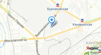ТД Салют на карте