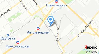 Автосервис Тачка52 на карте