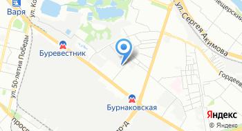 Текс-НН на карте