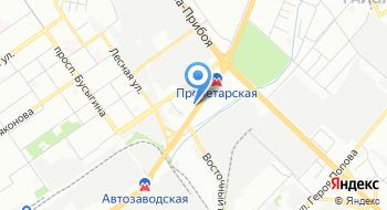 Тотек Нижний Новгород на карте
