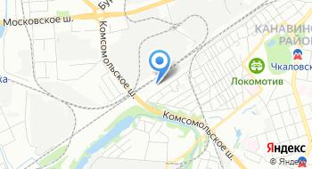 Нижегородское Региональное Отделение Федерации Парапланерного Спорта на карте