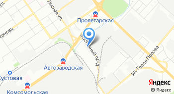 Автокомплекс Восточный на карте
