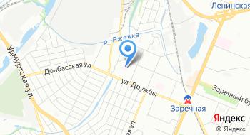Городская больница №47 Хосписное отделение на карте