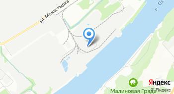 Ситиус на карте