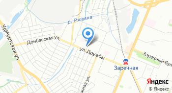 Остров приключений Офис на карте