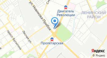 Интернет магазин Accent на карте