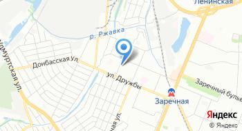 Уральский горно-машиностроительный комплекс на карте