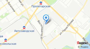 Юта-НН на карте
