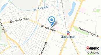 Отделение почтовой связи Дорофеево 606689 на карте