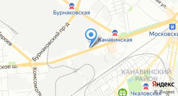 Эталон-Прибор на карте