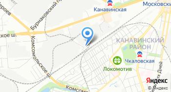 Билам на карте