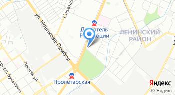 Насос-сервис на карте
