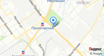 Woerr.ru на карте
