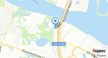 ДымКом-НН на карте