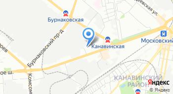 Инвека на карте