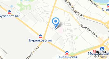 Следственное управление Следственного комитета РФ по Нижегородской области на карте