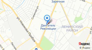 Комиссионный магазин Агат-НН на карте