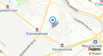 Гринталь на карте