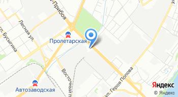 СПК НПФ на карте