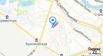 ОКБМ Общежитие на карте